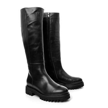 Giuseppe Mengoni Çizme Siyah